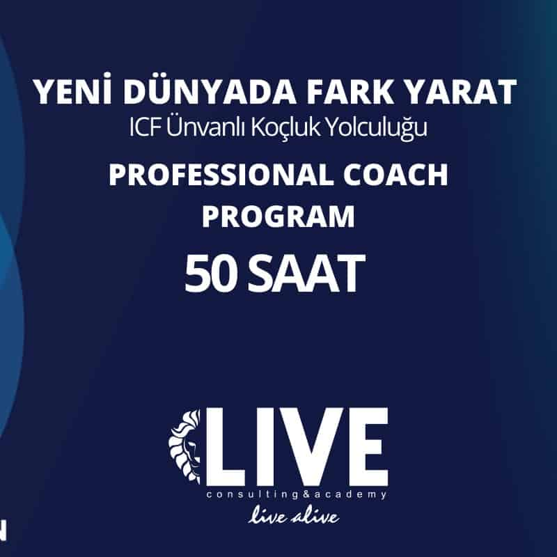 Professional Coach Program